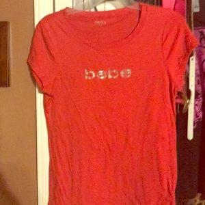 BeBe LOGO T-shirt